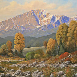 Kenneth Shanika - The Color of August - Pike Peak 111121-3060