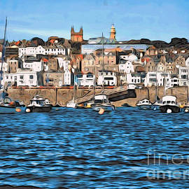 The Isle of Guernsey by Phyllis Kaltenbach