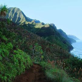The Kalalau Trail by Michael Peychich