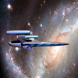 Walter Oliver Neal - The Pegasis Starship 2