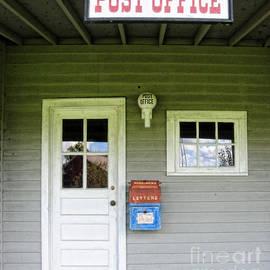 Paul Ward - The Post Office