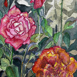 Mindy Newman - The Red Roses