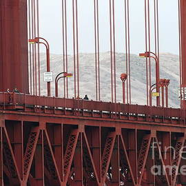Wingsdomain Art and Photography - The San Francisco Golden Gate Bridge - 7D19060