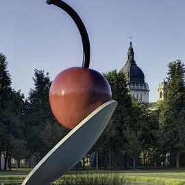 The Spoon and Cherry by Mark Harrington