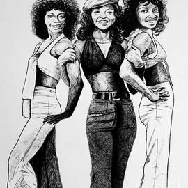 The Three Degrees by Jim Fitzpatrick