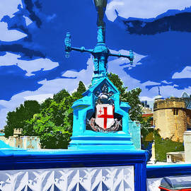 Steve Taylor - The Tower Lamp Post