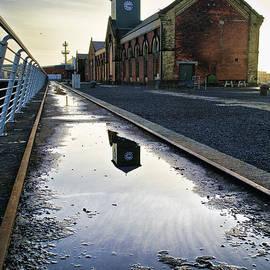Chris Cardwell - Titanic Series No1. Thompson Drydock Pumphouse