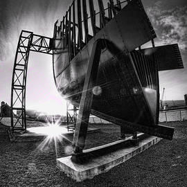 Chris Cardwell - Titanic Series No4. Bow Section