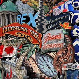 Andrew Fare - Toronto Pop Art Montage