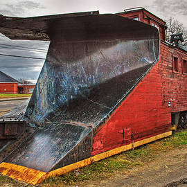 Joann Vitali - Train Plow