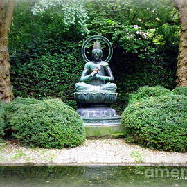 Tranquil Buddha by Lainie Wrightson