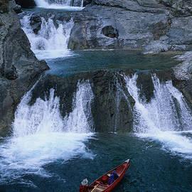 Triple Falls by Bob Christopher