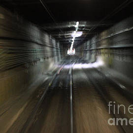 Tunnel Vision by Balanced Art