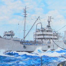 Duwayne Williams - USS Monongahela