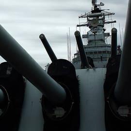 Jeff Heimlich - USS Salem 4