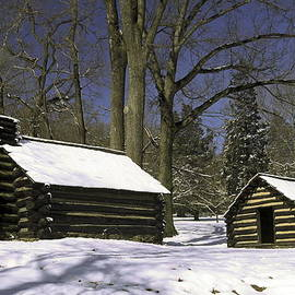 Sally Weigand - Valley Forge Winter