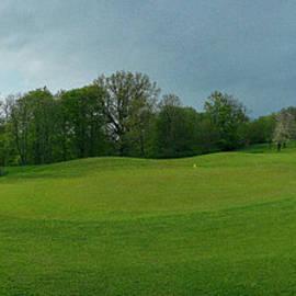 Jan W Faul - Vastana Slott Golf