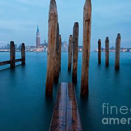 Venice Before Sunrise by Henrik Spranz