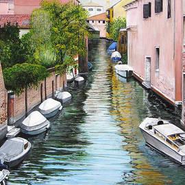 Stuart B Yaeger - Venice Canal