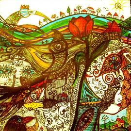 Branko Jovanovic - Village Hidden Deep In One Strange Dream