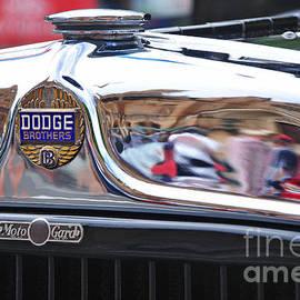 Vintage Dodge - Circa 1930's - Badge
