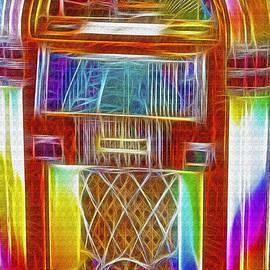 Vintage Jukebox - Fractal