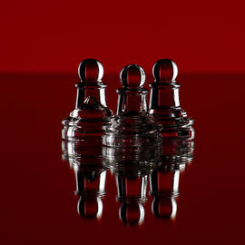 We are all just Pawns by H Ava-Lyn Smith of Oil Water Artt