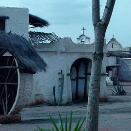 Western Village Taverna Spain by Colette V Hera  Guggenheim