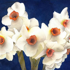 Ken Powers - White Bouquet