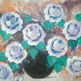 Raymond Doward - White Roses