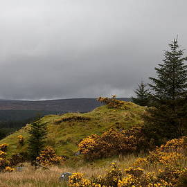 Wicklow Mountains by Christiane Schulze Art And Photography