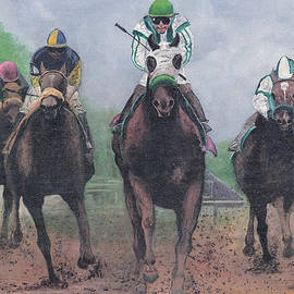 Win Place And Show by Stuart B Yaeger