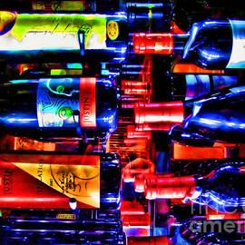 Joan  Minchak - Wine Bottles