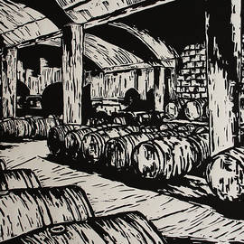Wine Cellar by William Cauthern