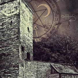 Witch Tower by Jutta Maria Pusl