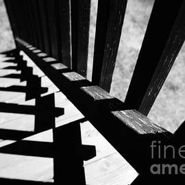Marie Jeon - Wooden Stairs