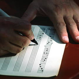 Sally Weigand - Writing Music