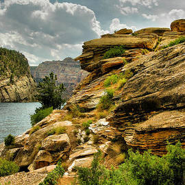Wyoming Reservoir I by Steven Ainsworth