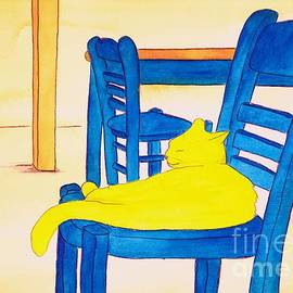 Michaela Bautz - Yellow Cat