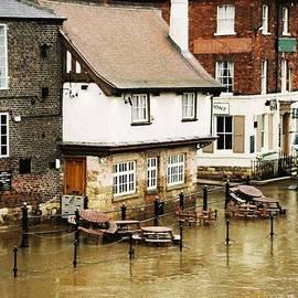 York, England,  Flooded,  Again by Marcus Dagan