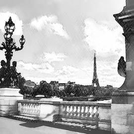 Alan Armstrong - # 1 Paris France
