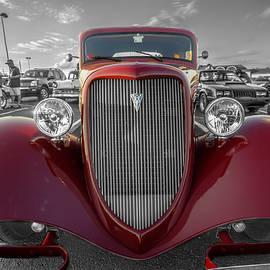 John Straton -  1934 Ford coupe