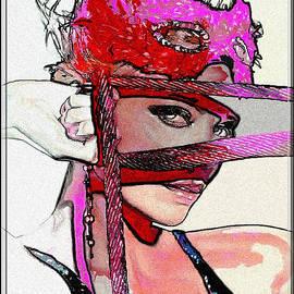 # 39 Charlize Theron Portrait