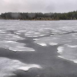 Jouko Lehto -  April snow 2