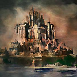 Andrzej Szczerski -  Mont Saint-Michel