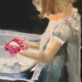 Jennifer Buerkle -  The Egg Washer