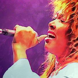 Sergey Lukashin -  Tina Turner