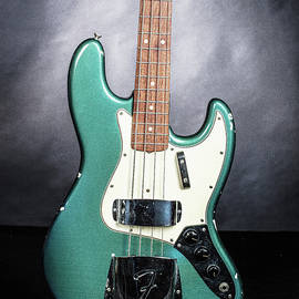 019.1834 Fender 1965 Jazz Bass Color by M K Miller