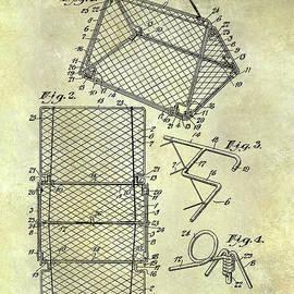 1930 Crab Trap Patent - Jon Neidert
