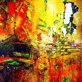 Victor Arriaga - Abstract